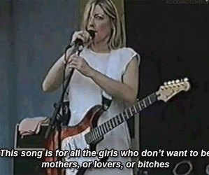 sonic youth, Kim Gordon, and quotes image