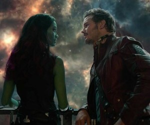 guardians of the galaxy, Marvel, and gamora image