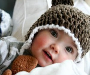 baby, love, and hat image