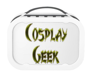 cosplay, geek, and lunchbox image