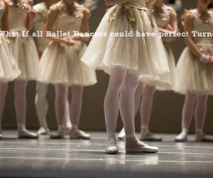 ballet, campaign, and dancers image