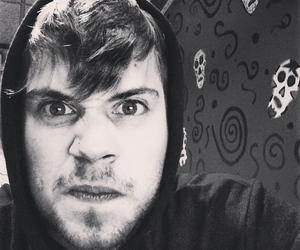 black and white, tony oller, and mkto image