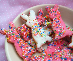 Cookies, food, and bunny image