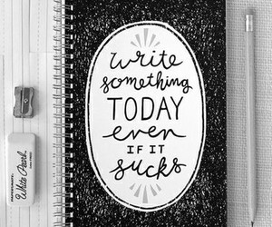 notebook and cute image