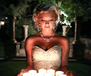 candle, wedding, and light image