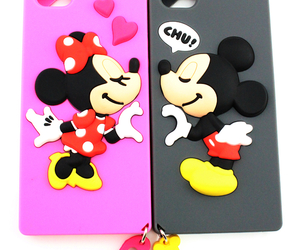case, disney, and cover image