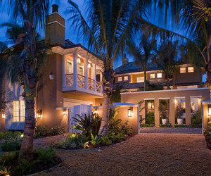 beautiful, dream house, and luxury image