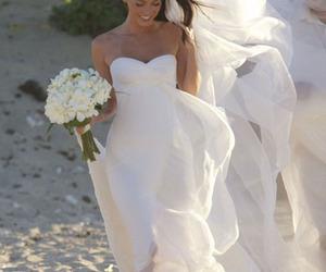 megan fox, wedding, and dress image