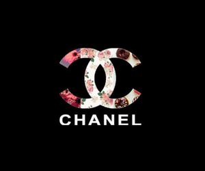 chanel, coco chanel, and floral image