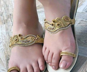 summer wear shoes and stylish flat slippers image