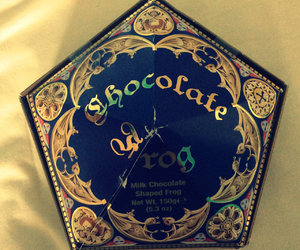 chocolate frog image