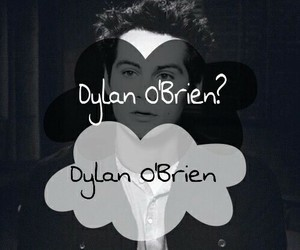 dylan o'brien, teen wolf, and dylan image