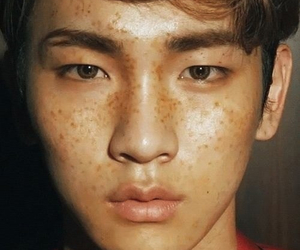asian, face, and SHINee image