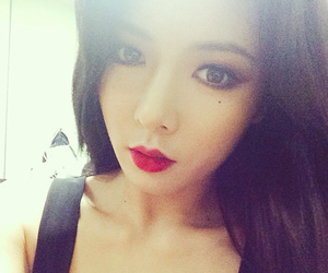 hyuna, 4minute, and beauty image