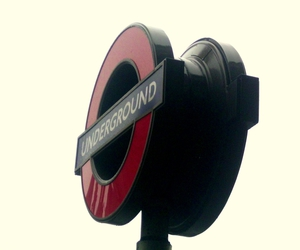 london, underground, and england image