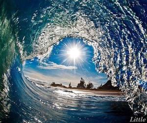 sun, summer, and beach image