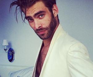 Jon Kortajarena, model, and prince image