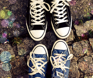 all star, converse, and shoe image