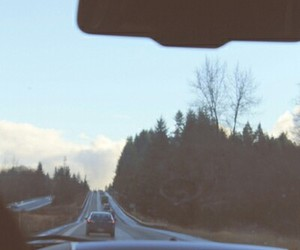 car, travel, and hipster image