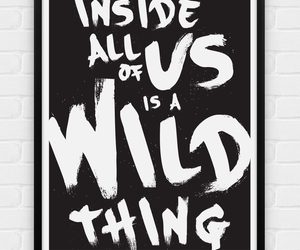 thing and wild image