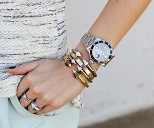 fashion and watch image