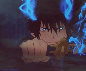 animes, ao no exorcist, and blue exorcist image