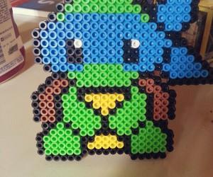 Leonardo, ninja turtles, and tmnt image