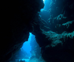 blue, underwater, and Canon 40D image