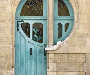 antique, door, and style image