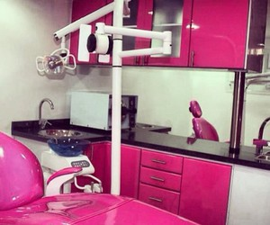 pink, odontologia, and cute image