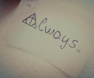 always, draw, and harry potter image