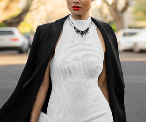 bloggers, streetstyle, and fashion image