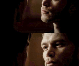 tvd, klaus miakelson, and joshep morgan image