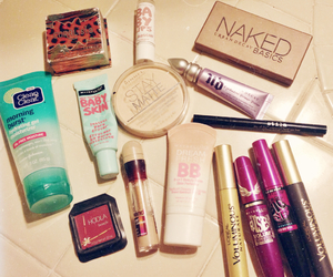 benefit, loreal, and Maybelline image