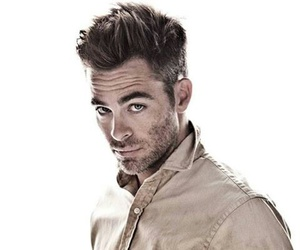 chris pine, sexy, and actor image