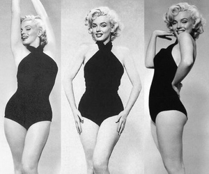 Marilyn Monroe, beautiful, and woman image