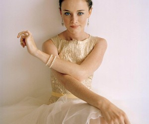 alexis bledel, pretty, and actress image