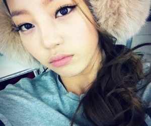 goo hara, kara, and kpop image