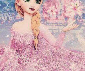 frozen, elsa, and disney image