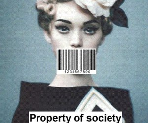 girl, property, and society image