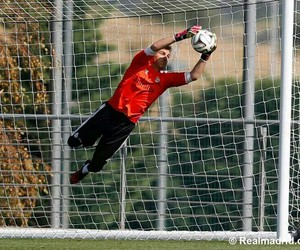 goalkeeper, real madrid, and ♥♥♥♥♥ image