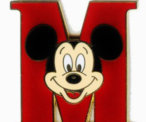 character, initial, and mickey image