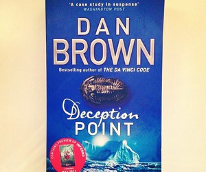 dan brown and deception point image