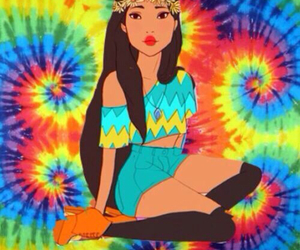 disney, pocahontas, and hippie image