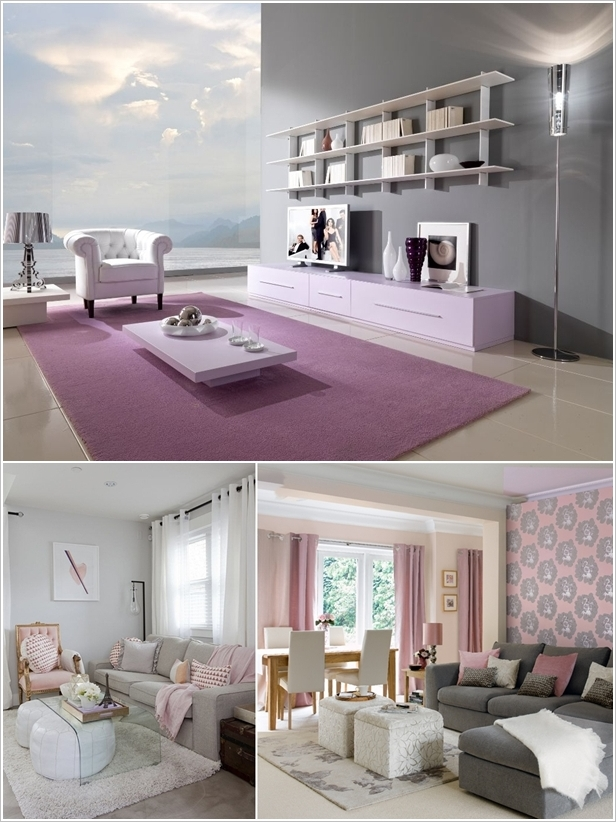 Amazing Living Room Color Combination Ideas on We Heart It