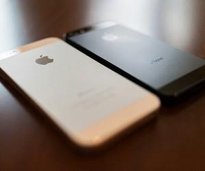 iphone, apple, and luxury image