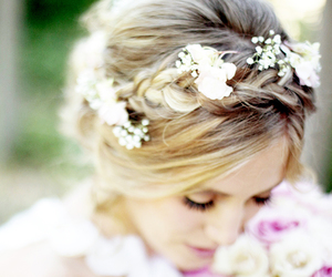 pretty, beautiful, and flowers image
