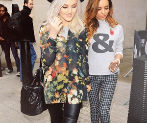 jerrie, perrie edwards, and jade thirlwall image