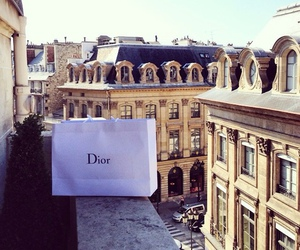 dior, luxury, and paris image
