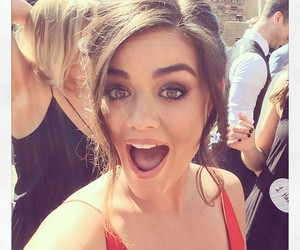 lucy hale, pretty little liars, and teen choice awards image